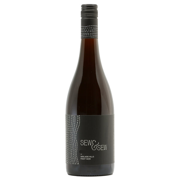 Sew and Sew Contour Range Adelaide Hills Pinot Noir 2017 (RRP $40 WM $34.90)