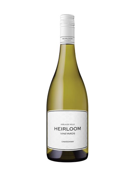 Heirloom Vineyards Adelaide Hills Chardonnay 2019 (RRP $30 WM $23.90)