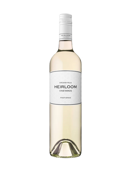Heirloom Vineyards Adelaide Hills Pinot Grigio 2020 (RRP $30 WM $23.90)