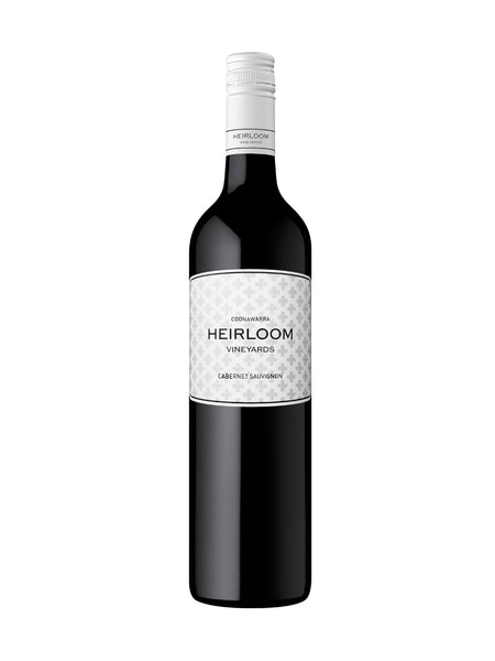 Heirloom Vineyards Coonawarra Cabernet 2018 (RRP $40 WM $31.90)
