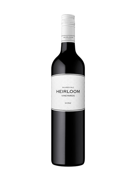 Heirloom Vineyards McLaren Vale Shiraz 2018 (RRP $40 WM $31.90)
