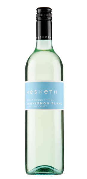 Hesketh Wines Bright Young Things Sauvignon Blanc 2019 (RRP $15 WM $12.90)