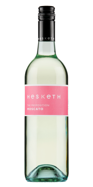 Hesketh Wines Proposition Moscato 2019 (RRP $15 WM $12.90)