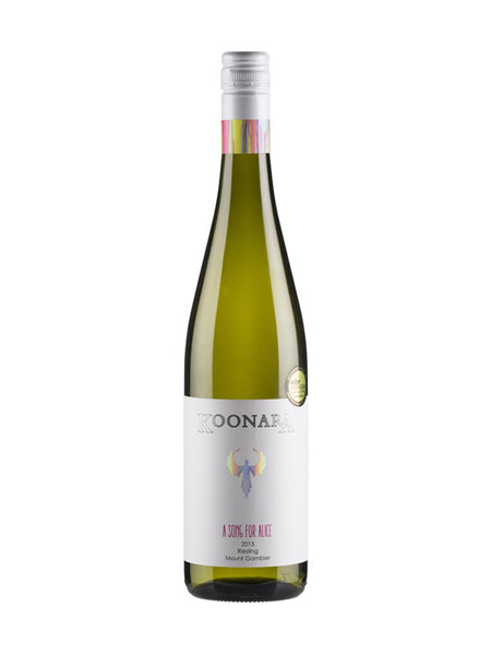 Koonara A Song for Alice Riesling 2015 (RRP $20 WM $18.90)