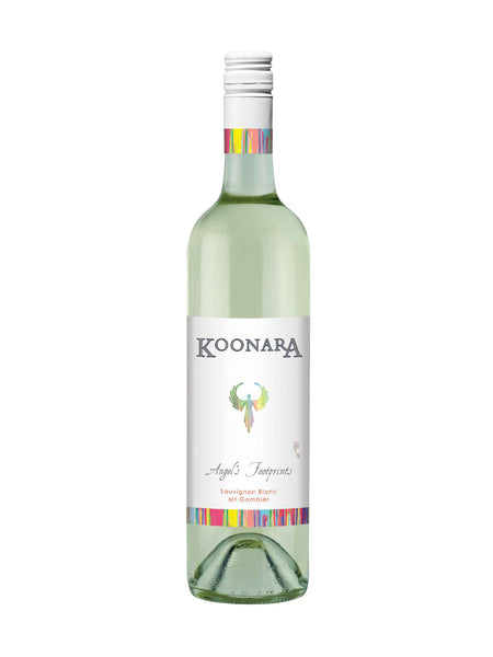 Koonara Angel's Footprints Sauvignon Blanc 2018 (RRP $20 WM $18.90)