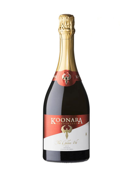 Koonara The Golden Orb Sparkling Shiraz 2015 (RRP $25 WM $22.90)