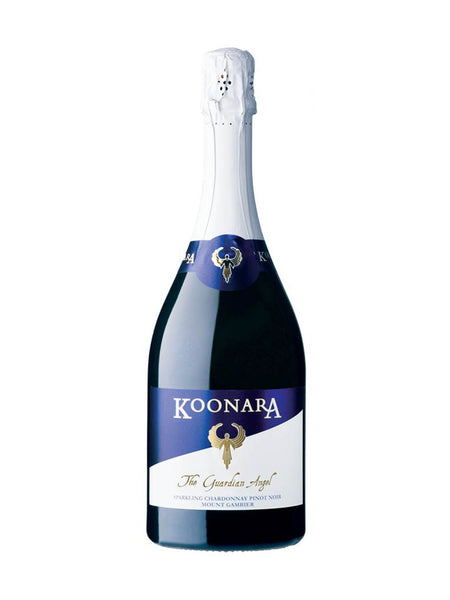 Koonara The Guardian Angel Sparkling Pinot Chardonnay 2018 (RRP $25 WM $22.90)