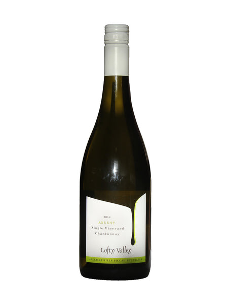 Lofty Valley Wines Ascent Chardonnay 2014 (RRP $30 WM $26.90)
