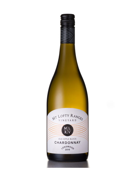 Mt Lofty Ranges Vineyard Old Apple Block Chardonnay 2016 (RRP $30 WM $26.90)