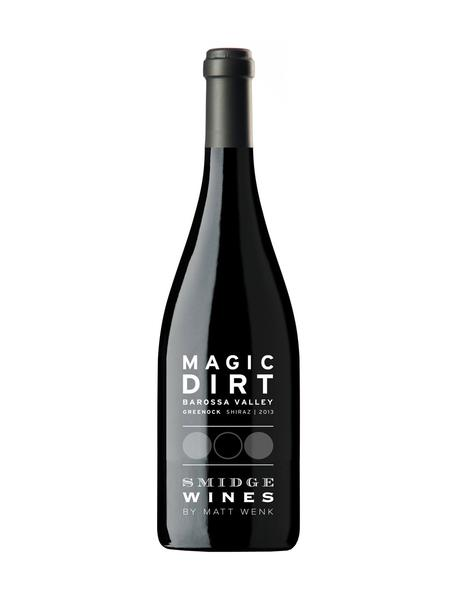 Smidge Wines Magic Dirt Eden Valley Shiraz - Menglers Hill 2015 (RRP $120 WM $118.90) 96 Points James Halliday