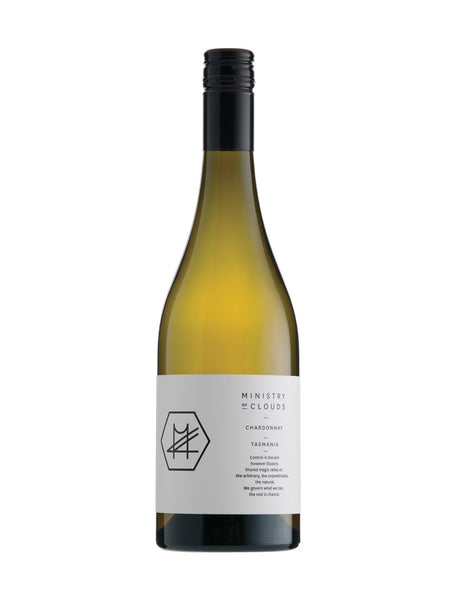 Ministry of Clouds Chardonnay 2018 (RRP $48 WM $46.90)