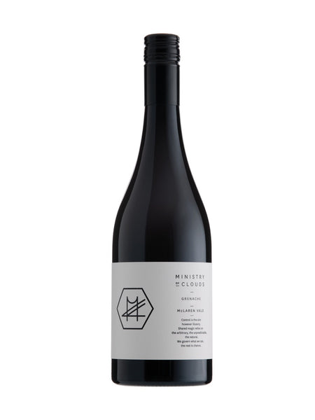 Ministry of Clouds Grenache 2018 (RRP $38 WM $36.90)