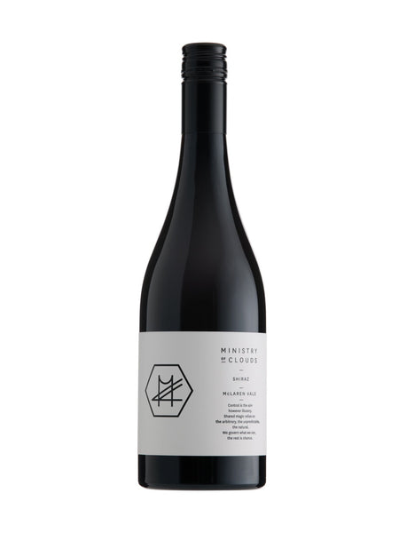 Ministry of Clouds Shiraz 2018 (RRP $32 WM $28.90)