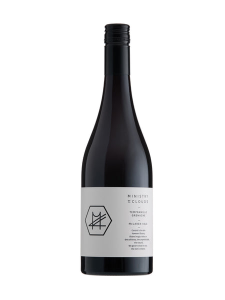 Ministry of Clouds Tempranillo Grenache 2018 (RRP $32 WM $28.90)
