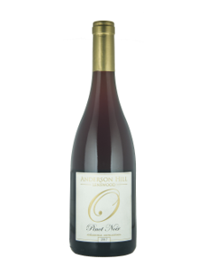 Anderson Hill 'O Series' Pinot Noir 2017 (RRP $40 WM $33.90)