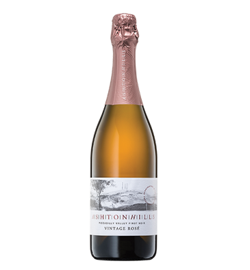 Ashton Hills Piccadilly Valley Vintage Rose Sparkling 2017 (RRP $40 WM $34.90)