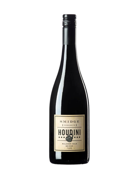 Smidge Wines Houdini McLaren Vale Shiraz 2017 (RRP $28 WM $26.90)
