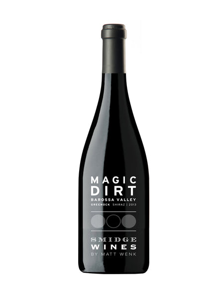Smidge Wines Magic Dirt Stroutt McLaren Vale Shiraz 2016 (RRP $120 WM $118.90)