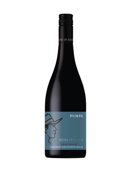 Sons of Eden Pumpa Cabernet Sauvignon Shiraz Eden Valley 2018 (RRP $29 WM $22.90)