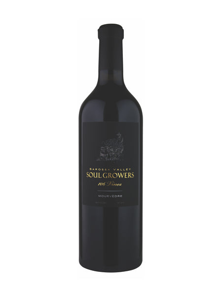 Soul Growers 106 Vines Mourvedre 2017 (RRP $110 WM $96.90)
