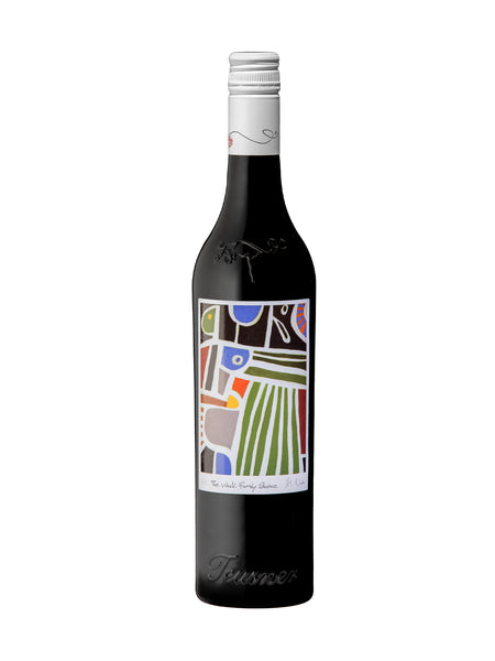 Teusner Wark Family Shiraz 2017 (RRP $30 WM $24.90)
