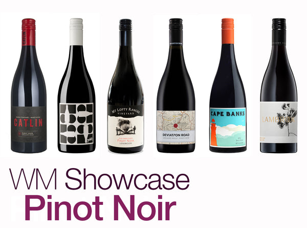WM Showcase Pinot Noir (RRP $214)