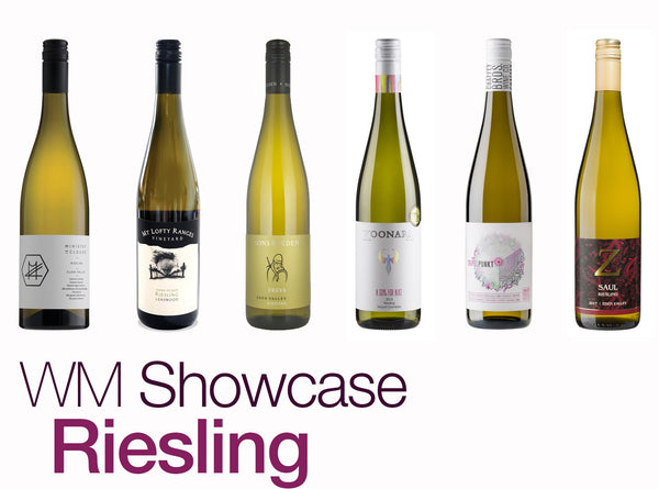 WM Showcase Riesling (RRP $157)
