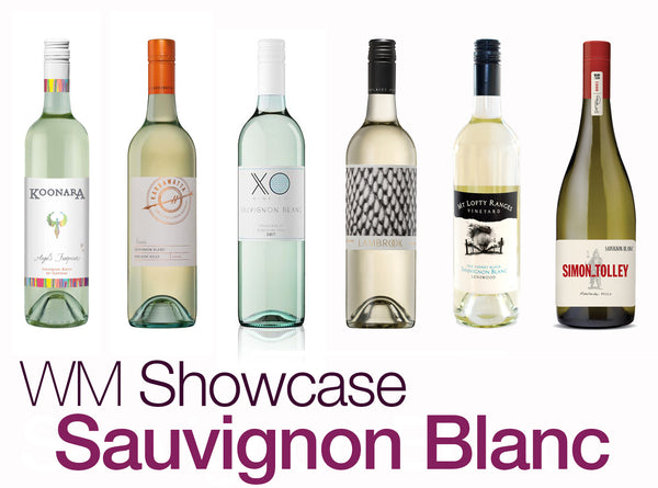 WM Showcase Sauvignon Blanc                (RRP $135)