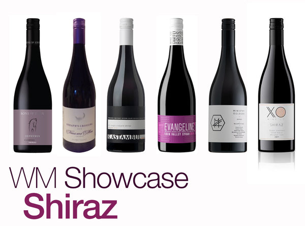 WM Showcase Shiraz (RRP $219 WM $169.90)