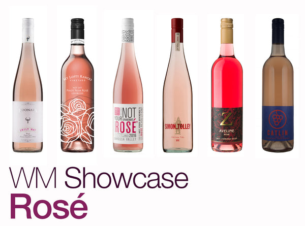 WM Showcase Rosé (RRP $129)