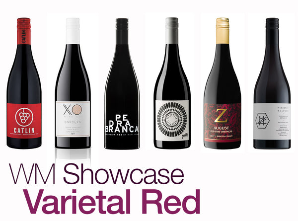 WM Showcase Varietal Red (RRP $197 WM $169.90)