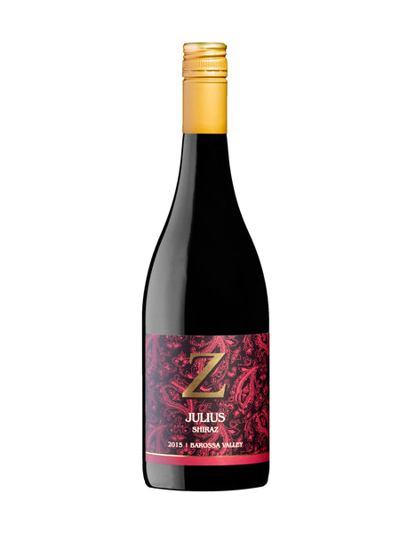 Z WINE 'Julius' Shiraz 2017 (RRP $60 WM $53.90)