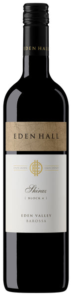 Eden Hall Reserve Block 4 Shiraz 2015 (RRP $40 WM $35.90)