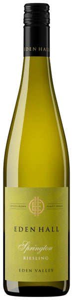 Eden Hall Springton Riesling 2019 (RRP $22 WM $18.90)