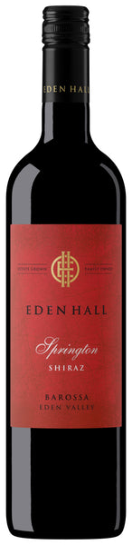 Eden Hall Springton Shiraz 2017 (RRP $25 WM $20.90)
