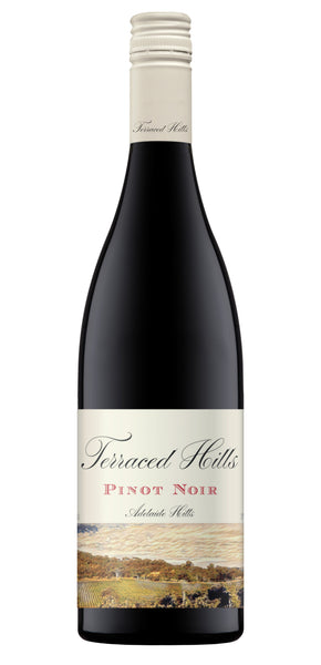 Terraced Hills Pinot Noir 2018 (RRP $28 WM $22.90)