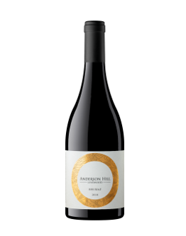 Anderson Hill 'O Series' Shiraz 2018 (RRP $45 WM $38.90)