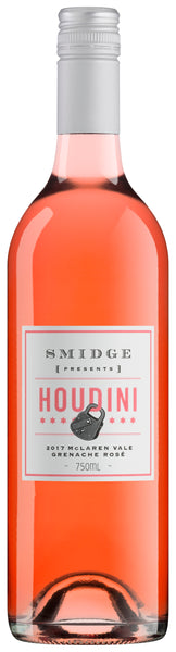 Smidge Wines Houdini McLaren Vale Grenache Rose 2019 (RRP $28 WM $23.90) 94 Points Wine Companion