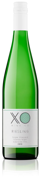 XO Wine Co Game's Night Riesling 2019 (RRP $24 WM $20.90) SOLD OUT!