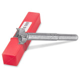 Titanbits Shank Forstner Peephole Drill Bit for Door