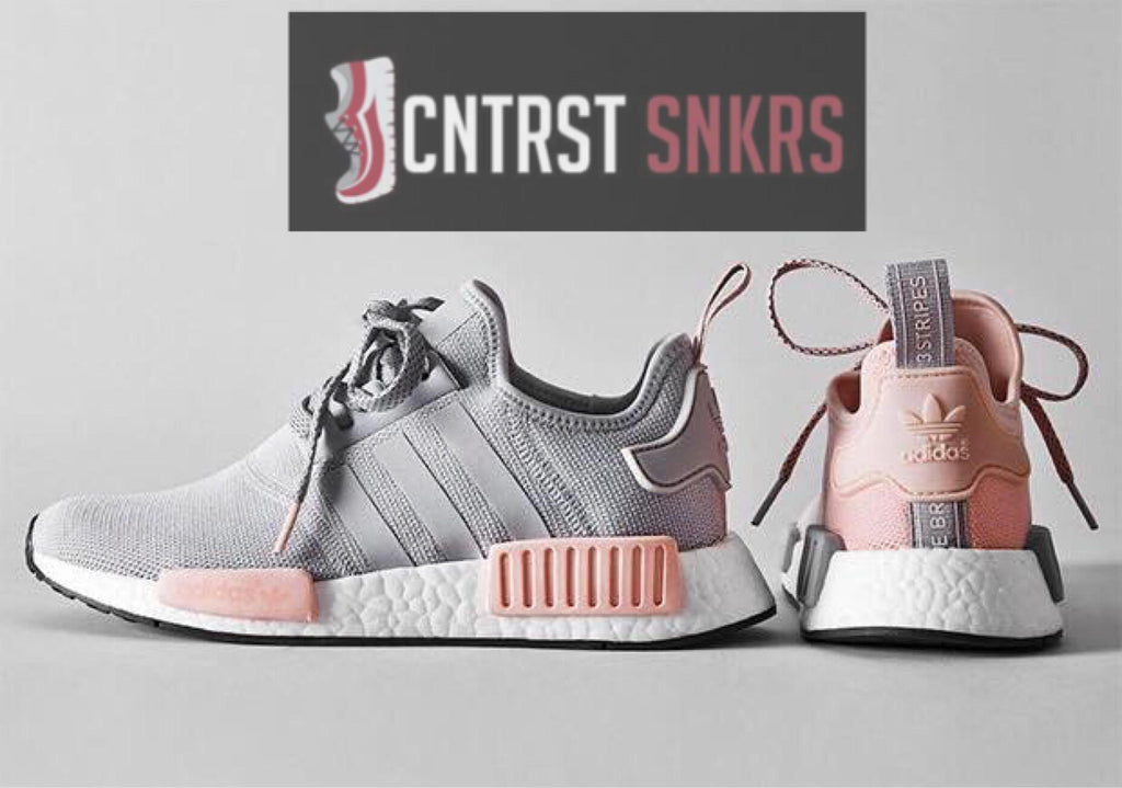 157afd22cf4 Adidas NMD R1 Offspring Pink and Gray – Cntrst Snkrs