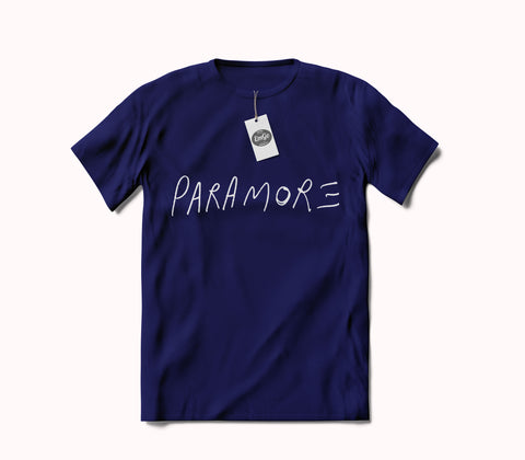 Paramore (Navy Blue)