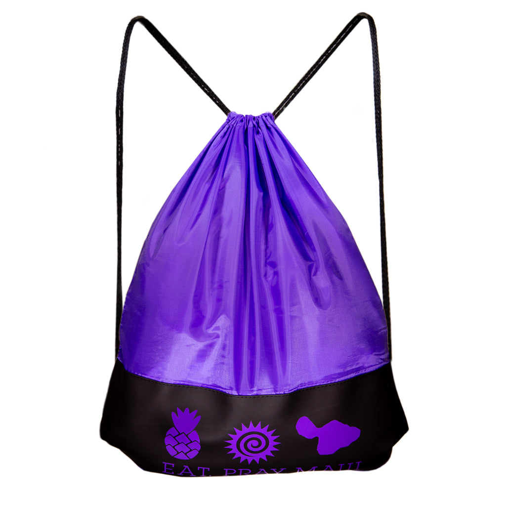 Drawstring - Purple