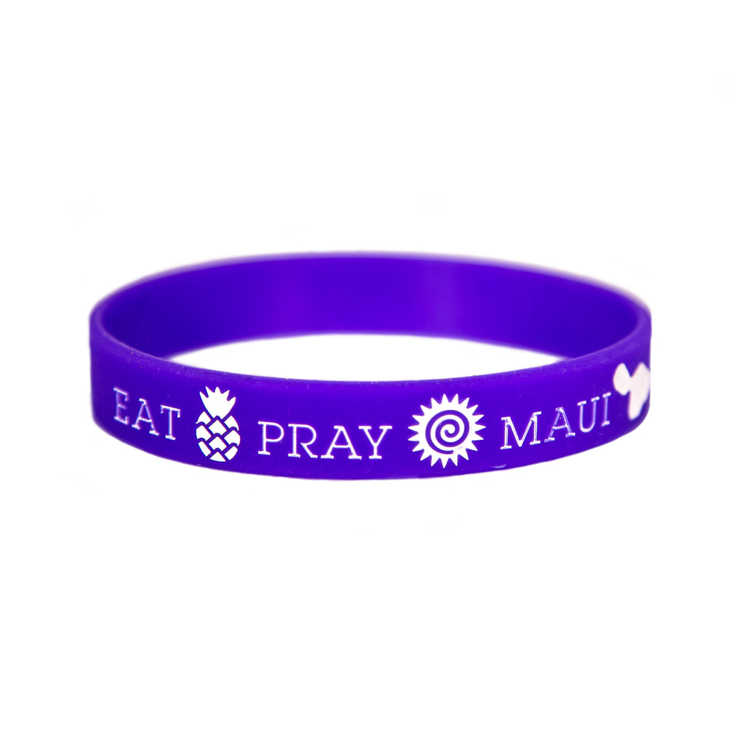 Maui Ocean & Reef Ambassador Bracelet Collection > Purple