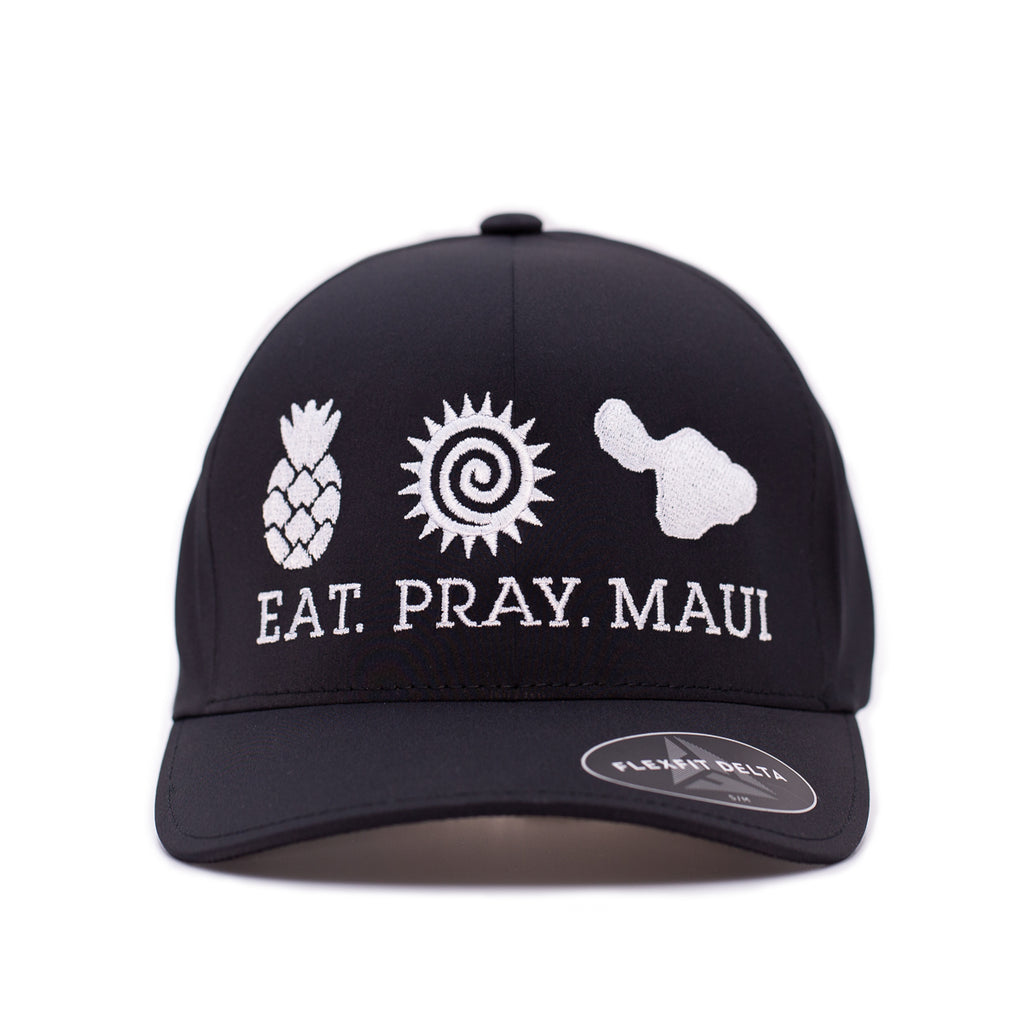 EAT PRAY MAUI Sports Edition Flexfit