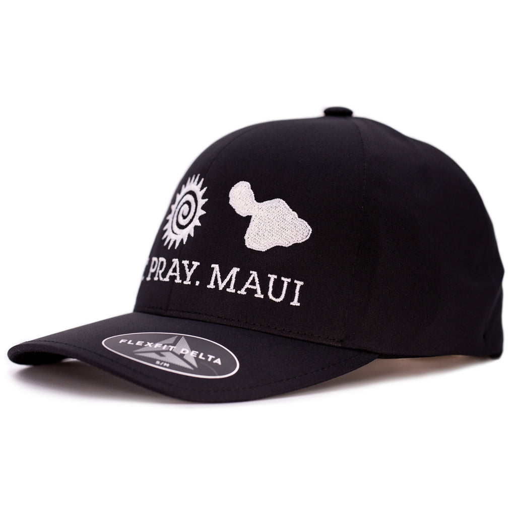 EAT.PRAY.MAUI Sports Edition Flexfit