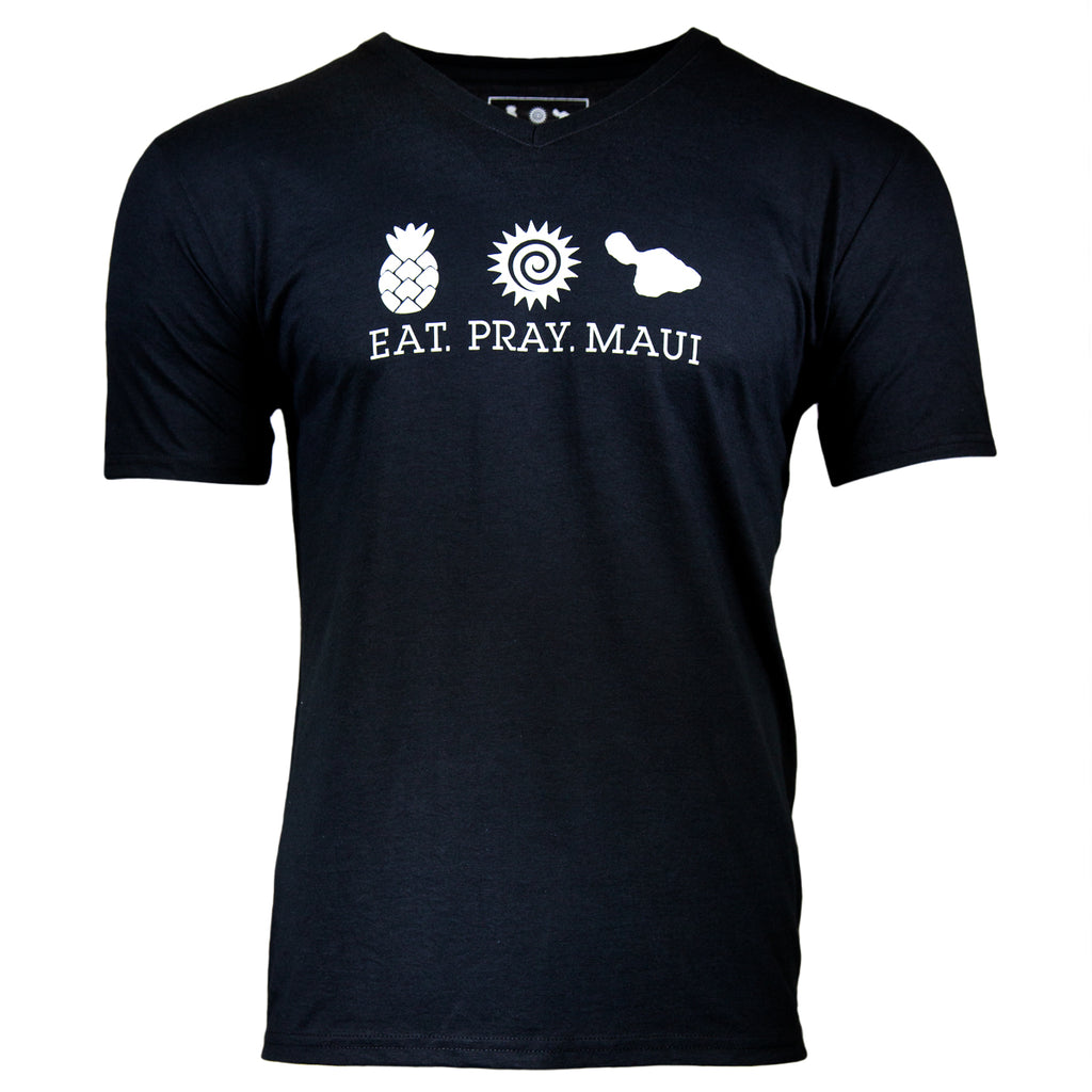 Maui Elite V-neck Black