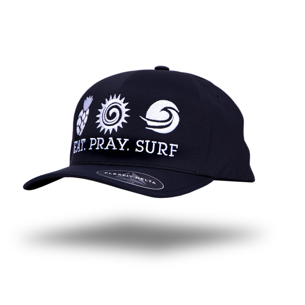 EAT PRAY SURF Sports Edition Flexfit