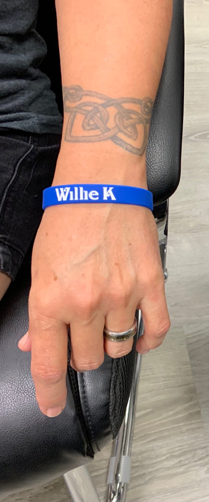 Willie K Ambassador Bracelet > Blue