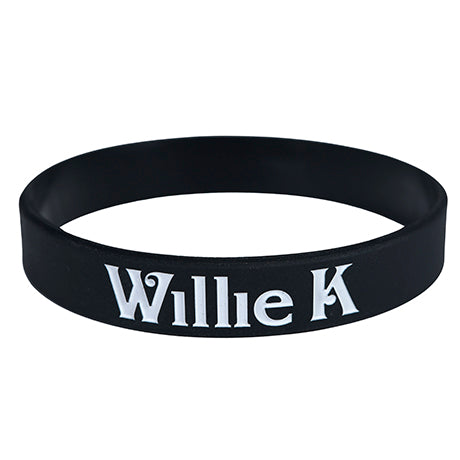 Willie K Ambassador Bracelet > Black